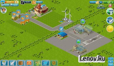 Аэропорт-Сити (Airport City) v 6.25.5 (Mod Money)