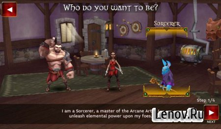 Arcane Legends MMO-Action RPG v 2.7.13 (Online)