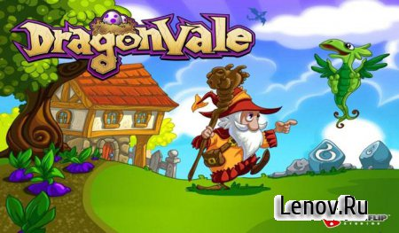 DragonVale v 4.12.0 Mod (Unlimited Gold+Crystals)