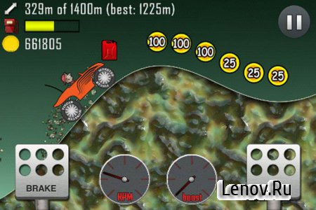 Hill Climb Racing v 1.47.1 (Mod Money)