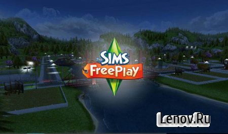The Sims™ FreePlay v 5.54.1 Мод (Много денег/VIP)