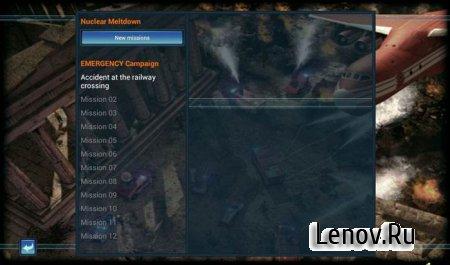 EMERGENCY v 1.41 Мод (Unlocked)