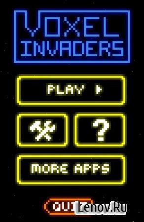 Voxel Invaders (обновлено v 1.10) (Full)