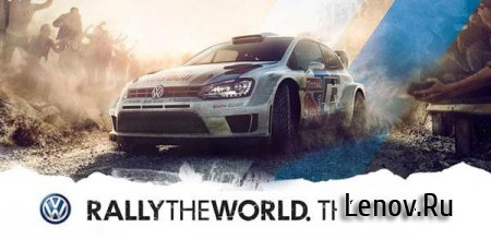 RALLY THE WORLD. THE GAME. (обновлено v 1.03)