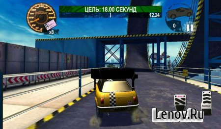 Top Gear Stunt School Revolution Pro (обновлено v 3.8) + Mod