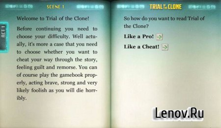 Trial of the Clone (обновлено v 1.0.1.4)