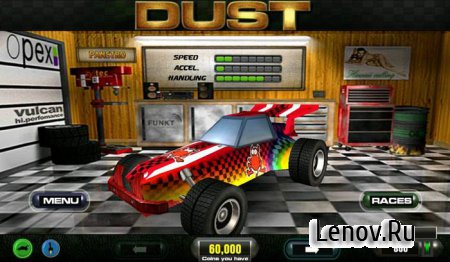 Dust: Offroad Racing - Gold v 1.0.0
