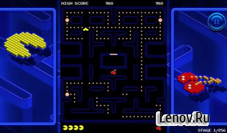 PAC-MAN +Tournaments v 9.3.3 Mod (many lives)