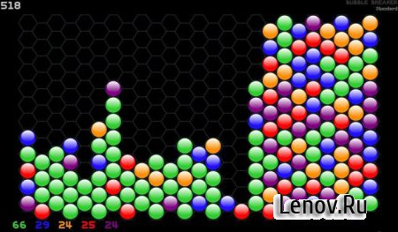 Honeycomb Bubble Breaker Pure v 1.0.2