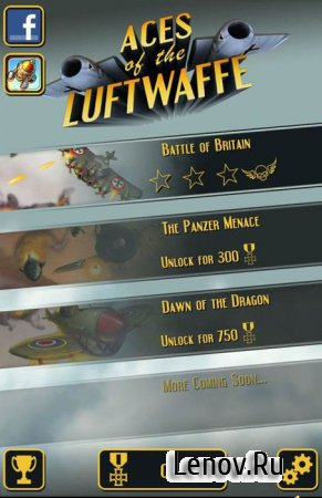 Aces of the Luftwaffe (обновлено v 1.3.10) (Mod Money)