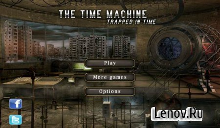 The Time Machine Hidden Object v 1.0