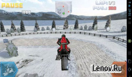 Snowbike Racing v 1.0