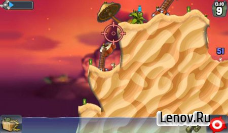 Worms v 0.0.95