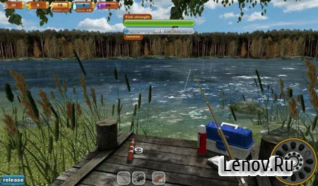 Fishing Paradise 3D (обновлено v 1.16.0) Мод (Unlimited Coins/Shiners)