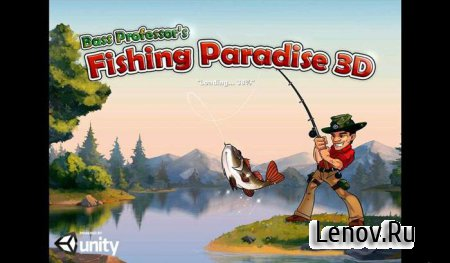 Fishing Paradise 3D v 1.17.6 Мод Unlimited Money)