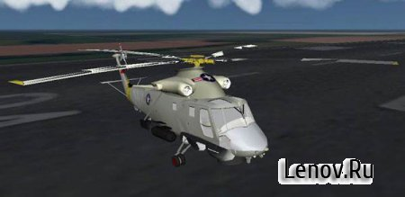Helicopter Flight Simulator 3D v 1.1