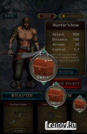The Legend of Holy Archer (обновлено v 1.0.7) (свободные покупки)