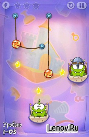 Cut the Rope: Time Travel HD v 1.14.0 Мод (много денег)