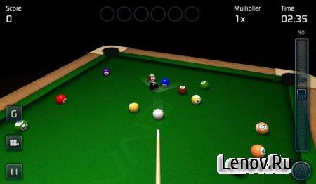 3D Pool Game (обновлено v 2.94)