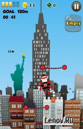 Jumping Hero HD v 2.40