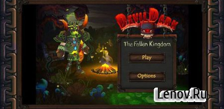 DevilDark: The Fallen Kingdom v 2.6.5 Mod (Unlimited Money)