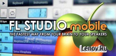 FL Studio Mobile v 3.2.42 Mod (Unlocked)