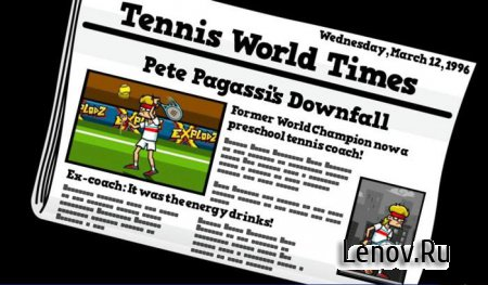 Tennis in the Face (обновлено v 1.0.5)