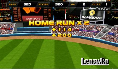 HOMERUN BATTLE 3D v 1.8.3