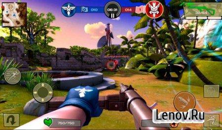 Blitz Brigade - онлайн угар! v 3.5.2b Mod (Unlimited Ammo)