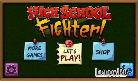 High School Fighter - Street v 1.1 Mod (Unlimited Money)