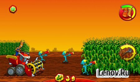 Farm Invasion USA Premium v 1.3.9 Mod (Unlimited Popcorn & Money)