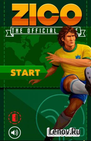 Zico: the official game (обновлено v 1.0.5) + Мод