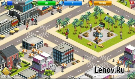 Gangstar City (обновлено v 2.1.3) Mod (Unlimited Money)