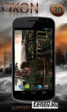 Apocalypse 3D live wallpaper (обновлено v 2.2)
