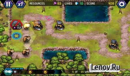 Tower Defense - Lost Earth v 1.3.2