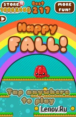 Happy Fall (обновлено v 1.2.4) Mod (бесконечные деньги)