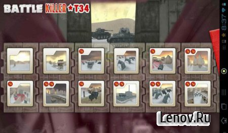Battle Killer T34 3D v 1.0.0