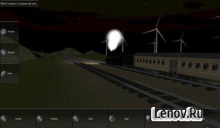 Train Sim Pro v 4.0.9 Мод (полная версия)