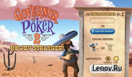 Governor of Poker 2 Premium v 3.0.10 (Mod Money)
