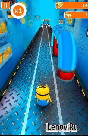 Гадкий Я (Despicable Me: Minion Rush) v 6.1.0h Мод (Free Purchase/Anti-ban)