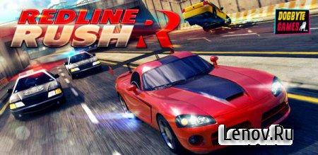 Redline Rush v 1.3.8 Мод (свободные покупки)