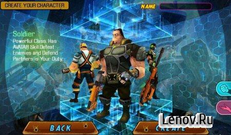 Bounty Hunter: Black Dawn (обновлено v 1.25.01) (свободные покупки)