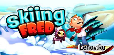 Skiing Fred v 1.0.9 (Mod Money)
