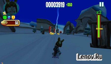 Skiing Fred (обновлено v 1.0.5a) Мод (много денег)