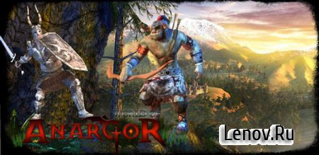 World of Anargor - 3D RPG (обновлено v 1.3) (Mod Money)