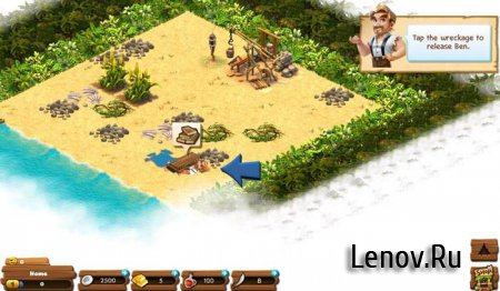 Shipwrecked: Castaway Island v 3.3.9 (Mod Money/Free Shopping)