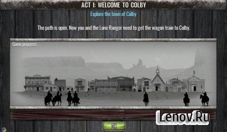 The Lone Ranger v 1.0.0