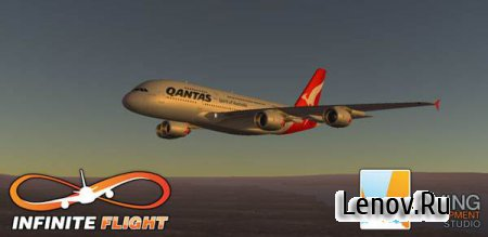 Infinite Flight Simulator v 19.03.1 Мод (Unlocked)