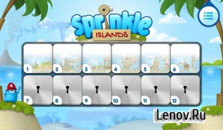 Sprinkle Islands (обновлено v 1.1.2) (открыты все уровни)