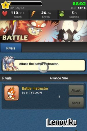 Monster Warlord v 6.1.1